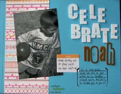 celebrate noah