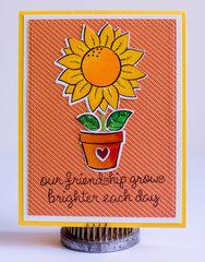 Friendship card