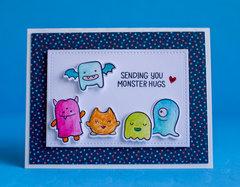 Sending You Monstrous Hugs