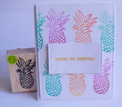 You're the Sweetest card
