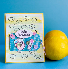 Make Lemonade Card