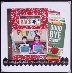 Back 2 School **NEW Simple Stories**