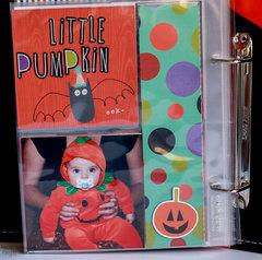 Happy Halloween **SIMPLE STORIES**