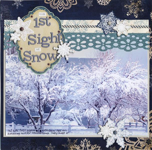 1st Sight of Snow