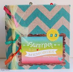 Summer Memories **Simple Stories**