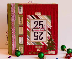 The 25 Days of Christmas **Simple Stories**