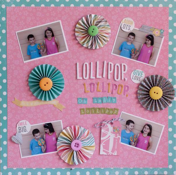 Lollipop *NEW Simple Stories* - Lollipop