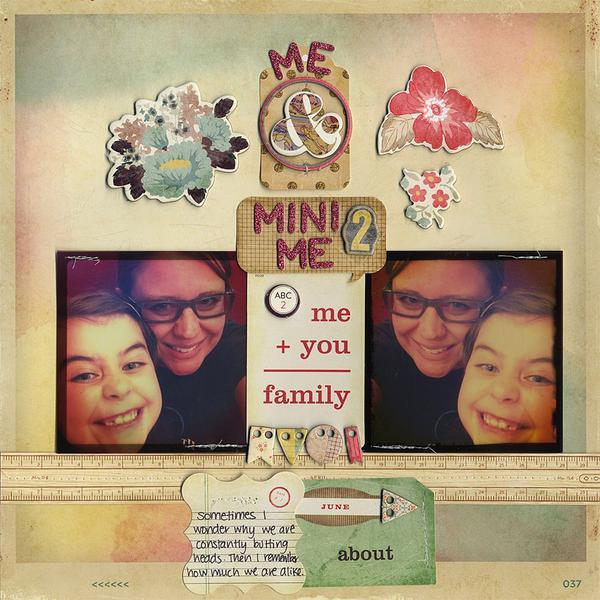Me & Mini Me