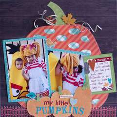 My Little Pumpkins *Simple Stories*