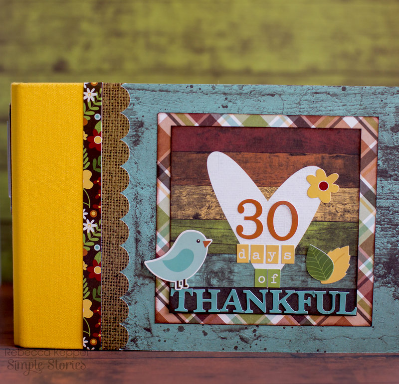 30 Days of Thankful *Simple Stories*