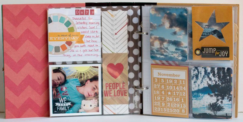 Thirty Days of Thankful **NEW Simple Stories**