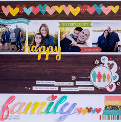 Family **NEW Simple Stories**