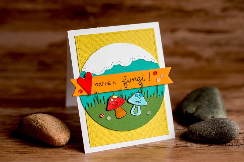 You're A Fungi! Card