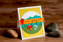You're A Fungi! Card