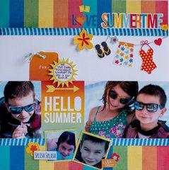 We Love Summertime
