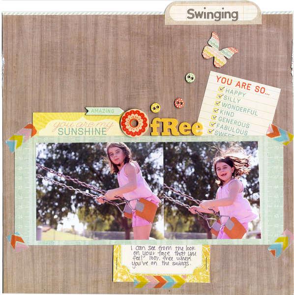 Swinging Free