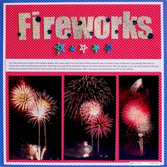 Fireworks **Therm O Web**
