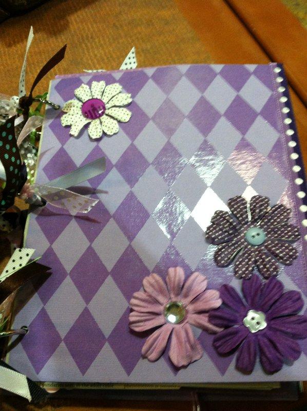 Purple Mini Album