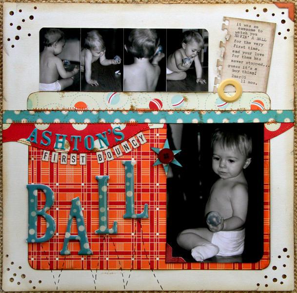 First Bouncy Ball