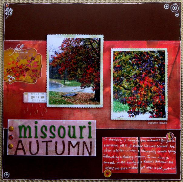 Missouri Autumn
