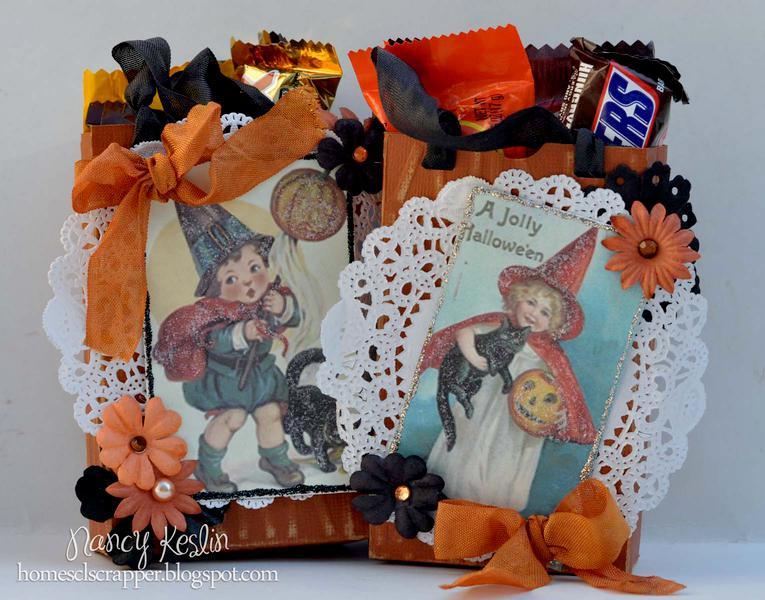 Happy Halloween - Treat Bags