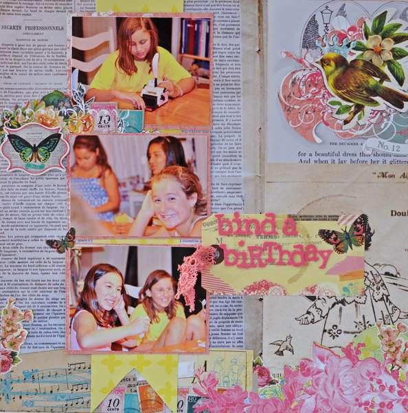 bind a birthday
