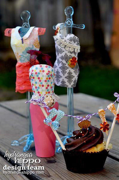 Fashion Party - Hydrangea Hippo
