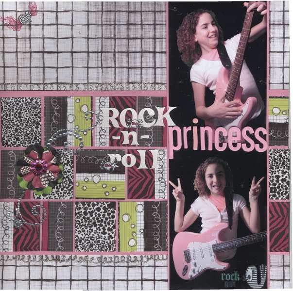 rock n roll princess
