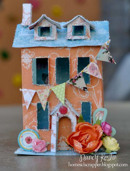 Spring Zephyr House