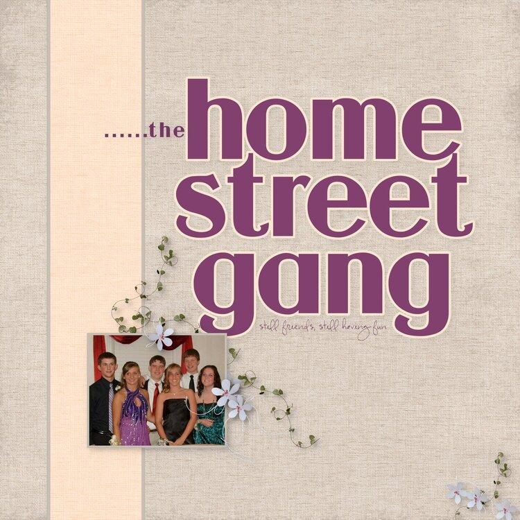 the home street gang