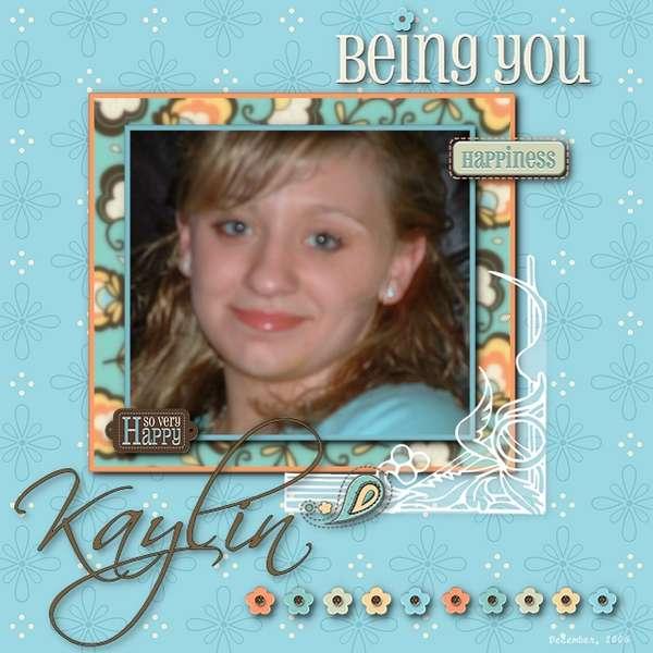 Being You - Kaylin