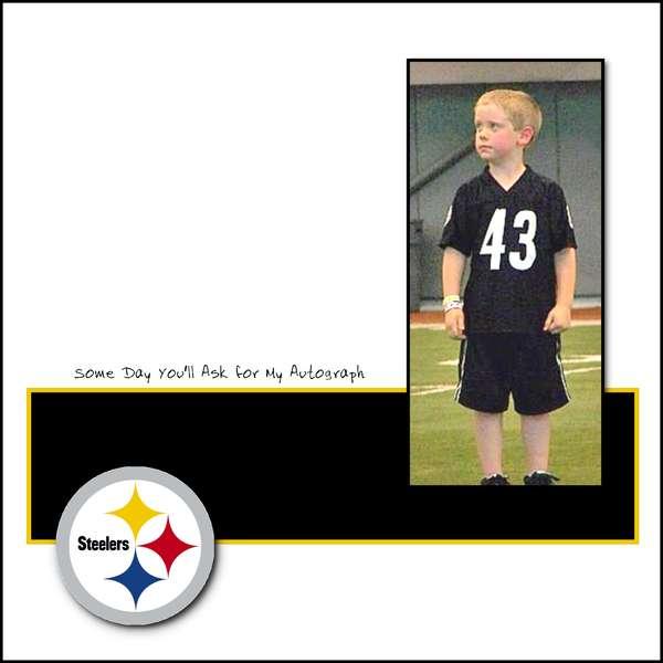 Steelers Jr. Camp