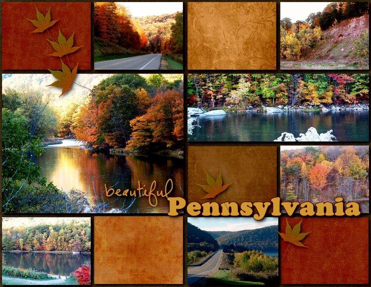 beautiful Pennsylvania