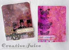 Faded Layers Birthday Cards