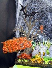TRICK or TREAT! Halloween street