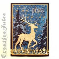 Make it Shine Christmas Card