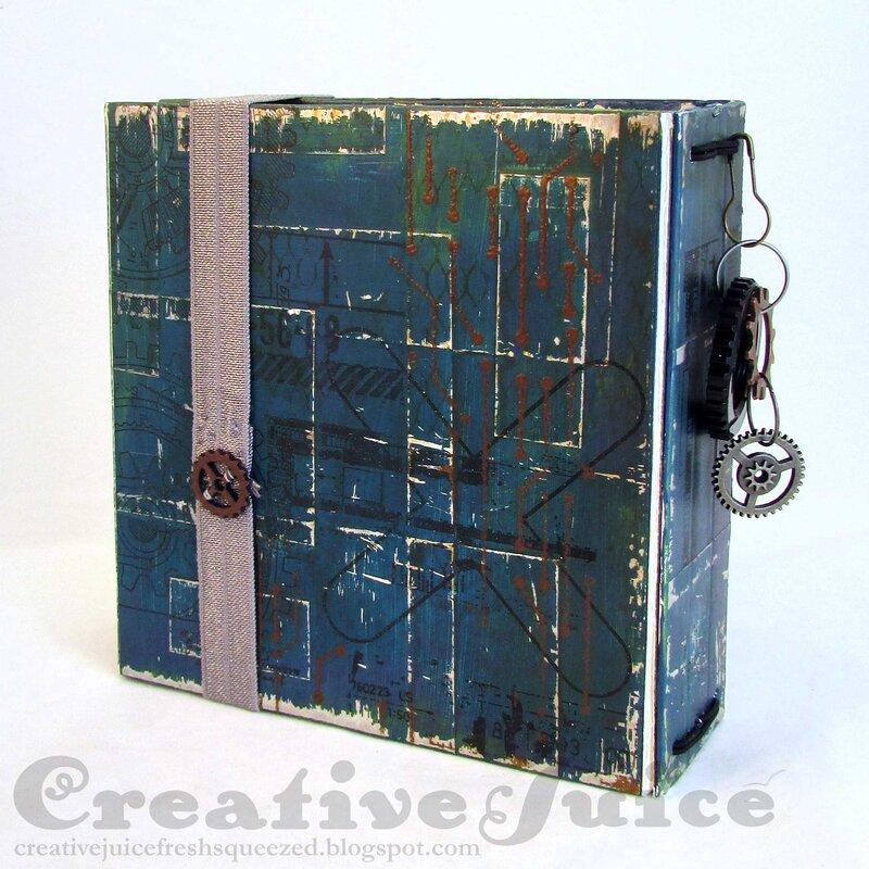 Robot Folio Journal