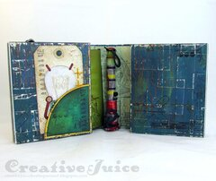 Robot Folio Journal