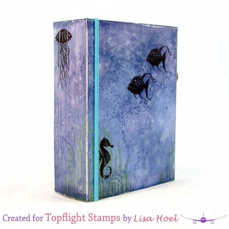 Mini Art Journal