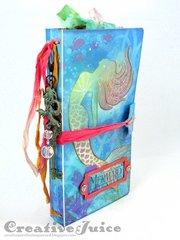 Mermaid Junk Journal