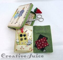 Sewing Box Notebooks