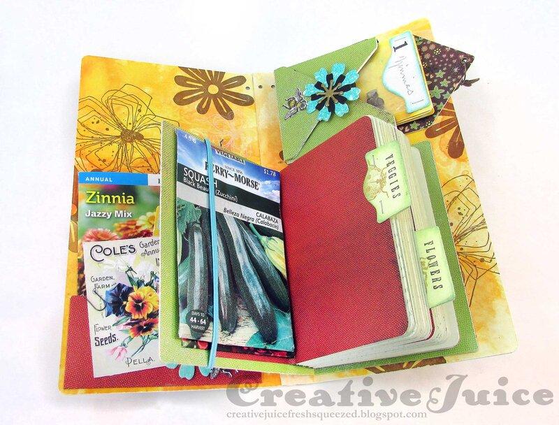 Fall Garden Journal