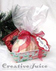 Vintage Kitchen Loaf Pan gift