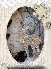 Eileen Hull Woodlands Trinket Box