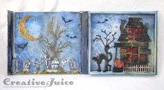 Tim Holtz Halloween Album