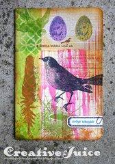 Birds of a Feather Birthday Card