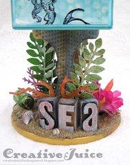 Sea Artist Trading Block