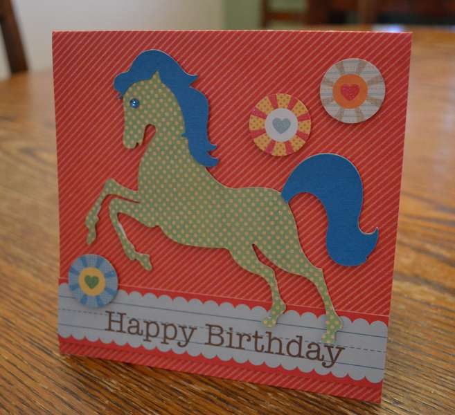 Card for birthday