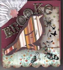 Brooke Canvas