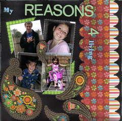 My Reasons 4 Living